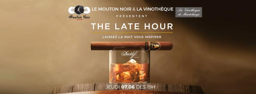 La Nuit du Cigare jeudi 07-06-18 < Cliquez ici