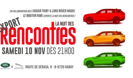 Nuit des Rencontres EXPORT 10-11